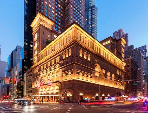 La News del mio debutto alla Carnegie Hall del 12 Dicembre 2015 sul portale del CIDIM