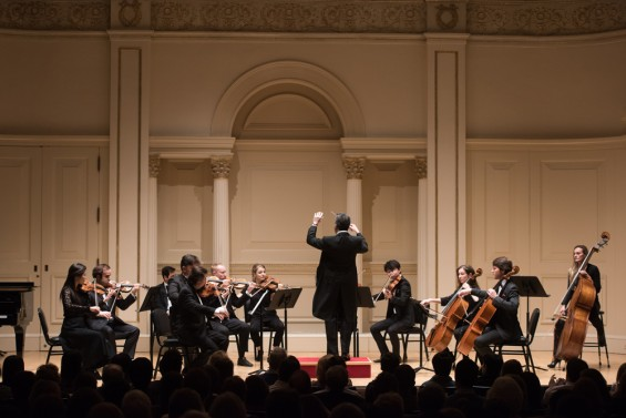 my debut at carnegie hall il mio debutto alla Carnegie Hall