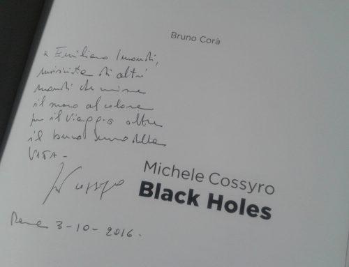 Un ringraziamento al grande artista Michele Cossyro