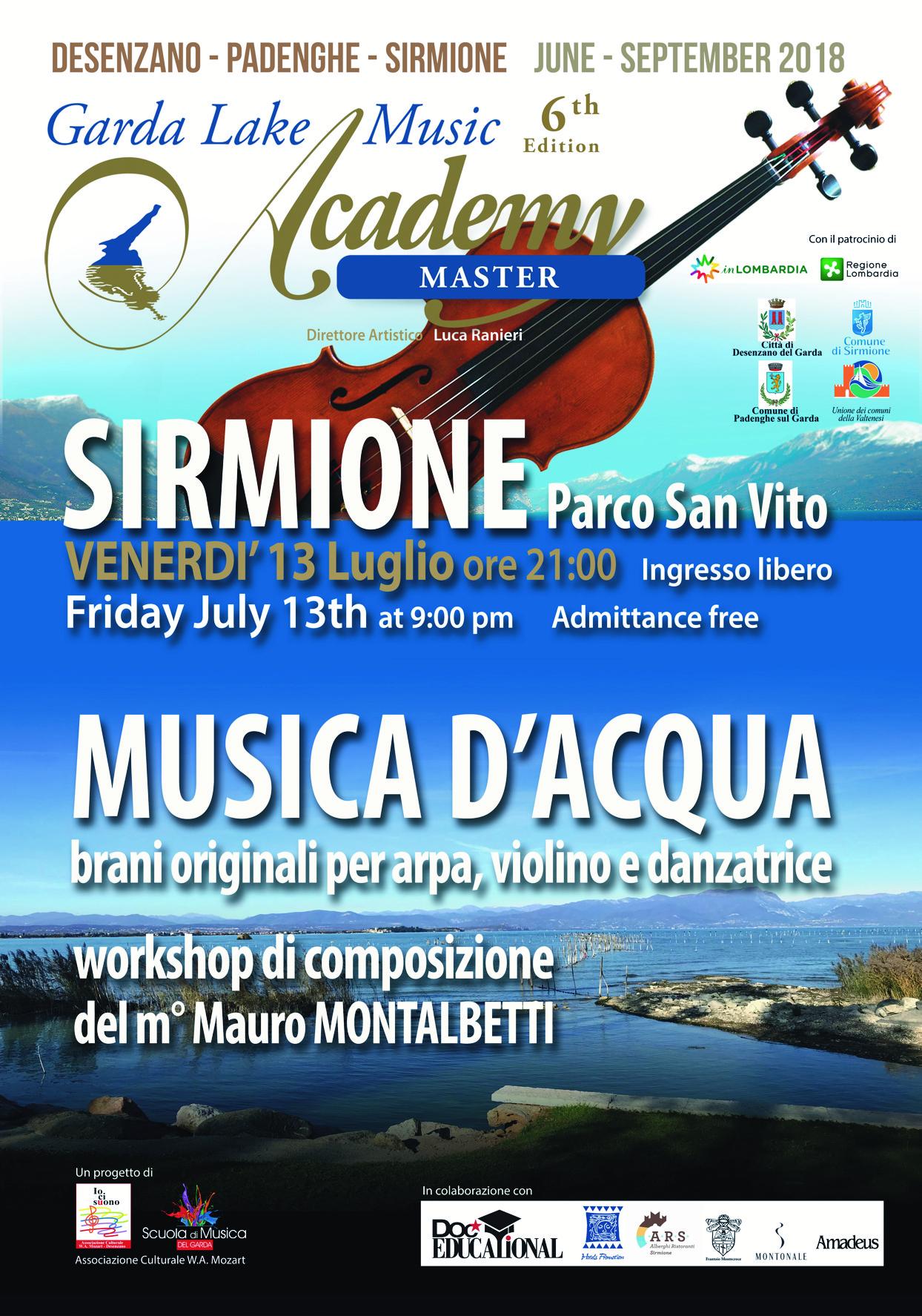 Garda Lake Music